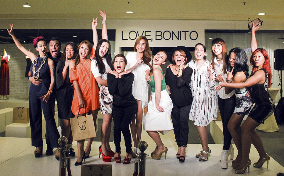 Love Bonito Mid Valley Store Launch Fashion Show 77