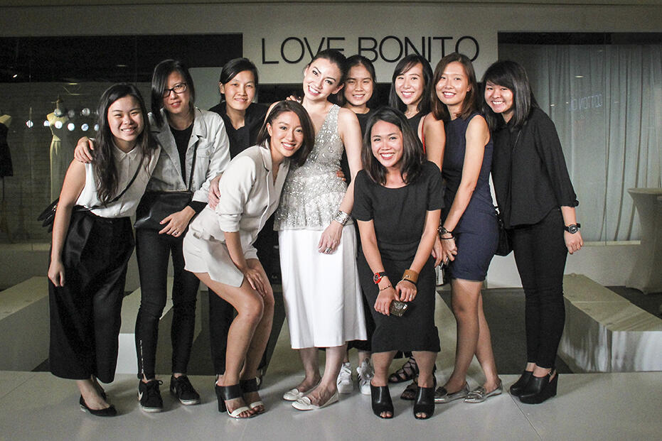 Love Bonito Mid Valley Store Launch Fashion Show 85 rachel lim viola tan