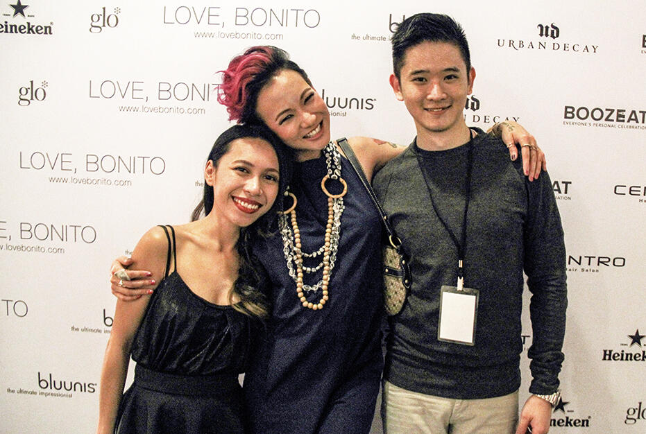 Love Bonito Mid Valley Store Launch Fashion Show 87 joyce wong