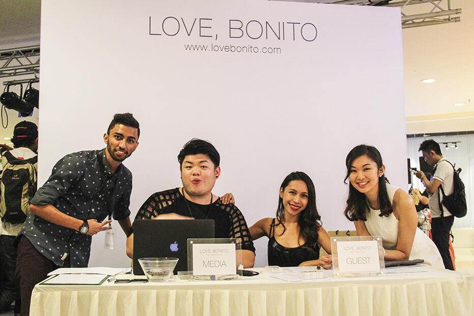 Love Bonito Mid Valley Store Launch Fashion Show 88
