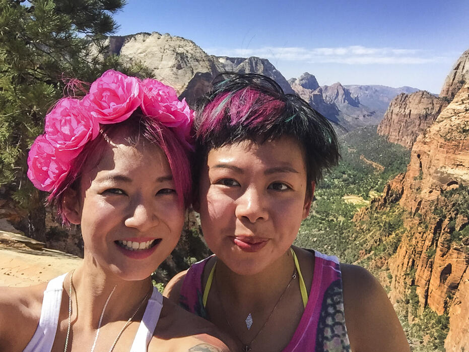 Zion National Park Angel's Landing-4