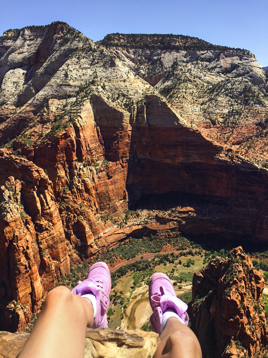 Zion National Park Angel's Landing-7