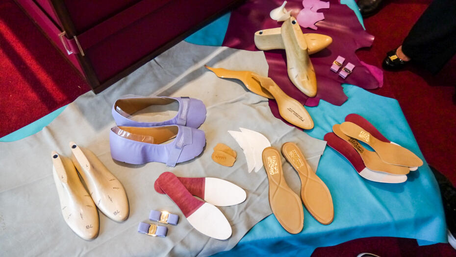 Ferragamo- The Art of Shoe Making-1