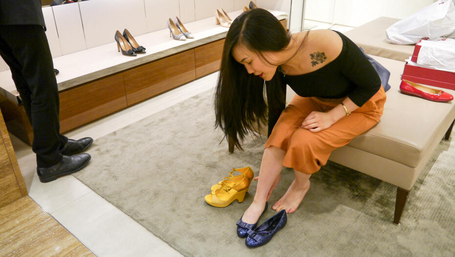 Ferragamo- The Art of Shoe Making-40