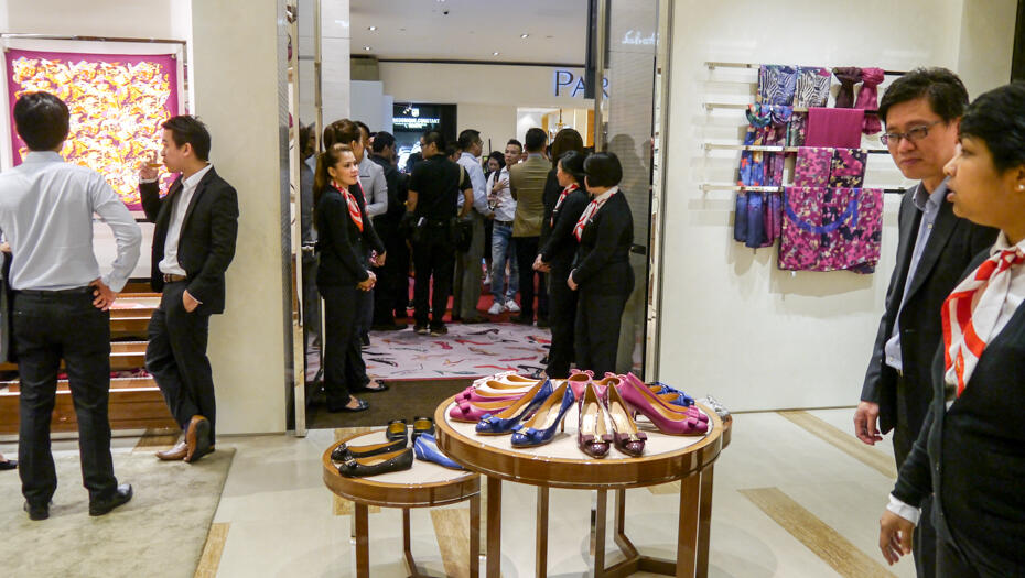Ferragamo- The Art of Shoe Making-8