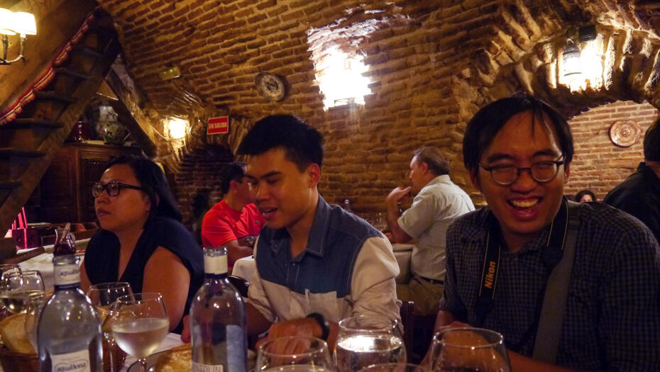 Madrid - Day 1 - Restaurante Botin - 006