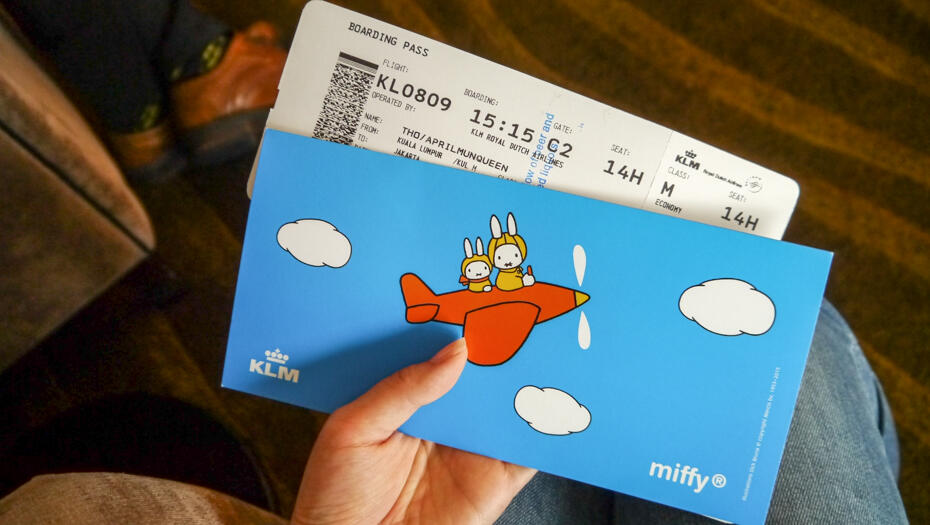 KLM Brings Miffy-24