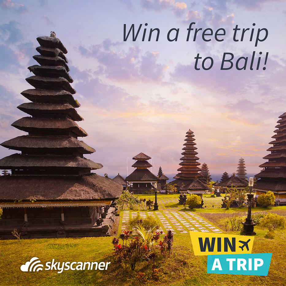 skyscanner-contest-win-trip-to-Bali