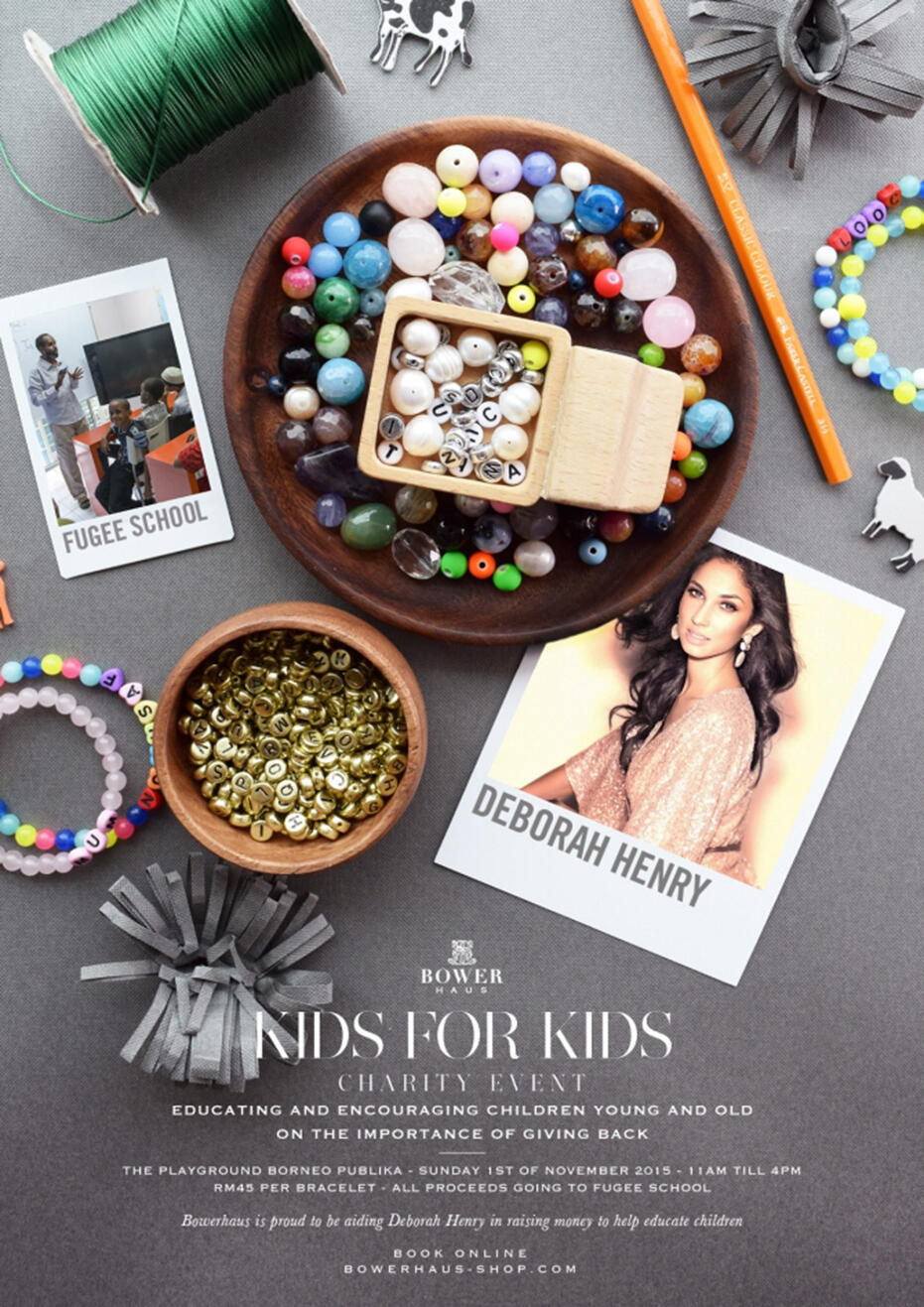 Bowerhaus Kids For Kids Charity Event-1