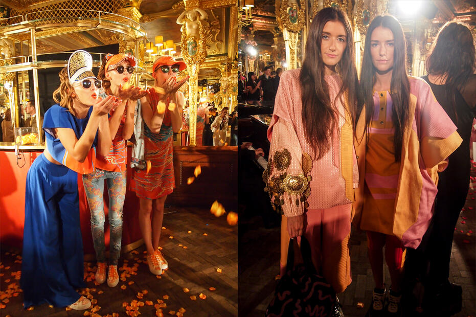 London Fashion Week LFW 2015 Day 1-9a