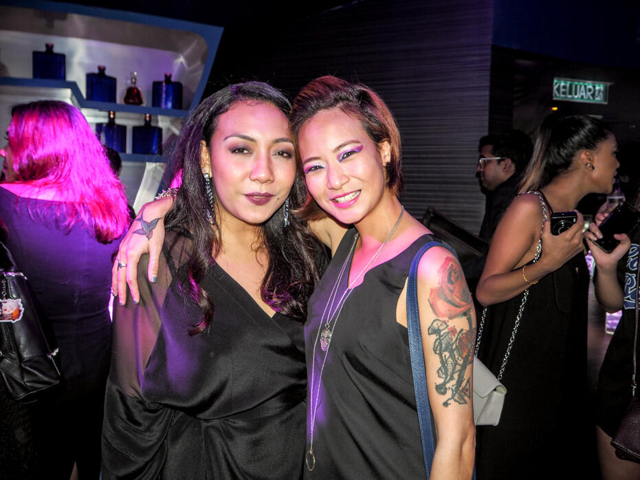 Urban Decay Launch Party In Phuture Zouk KL