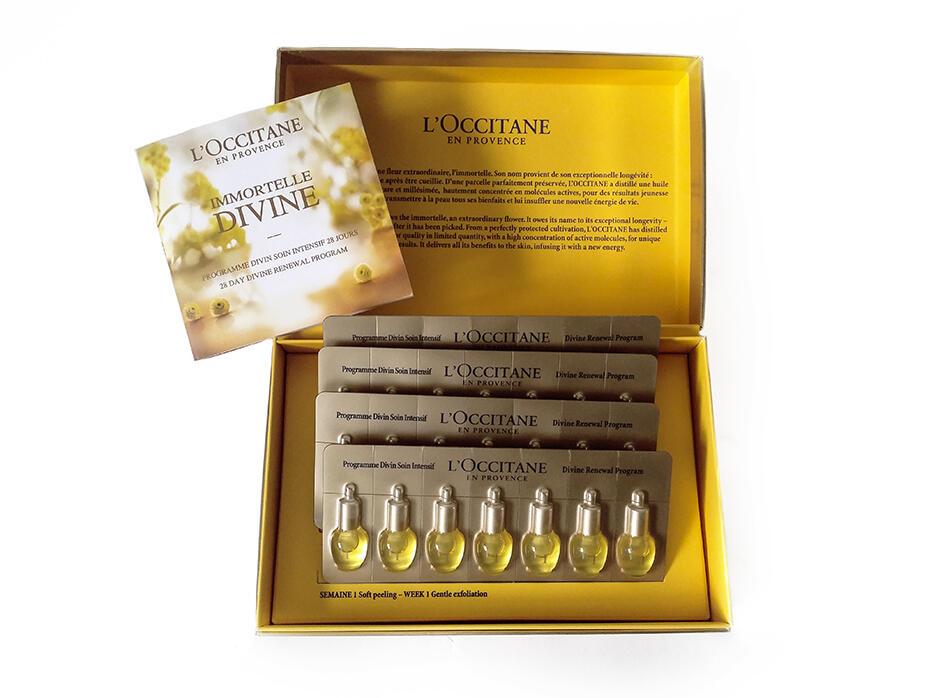Beauty Post - L'Occitane The Divine Renewal Program