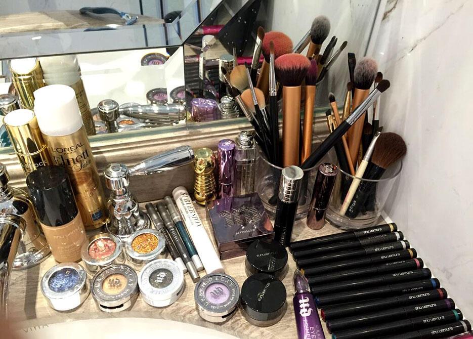 LFW-london-fashion-week-kinkybluefairy-4-make-up