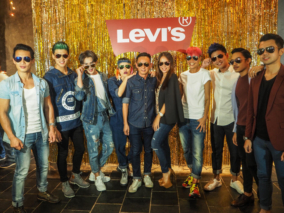 Levi's MARVEL