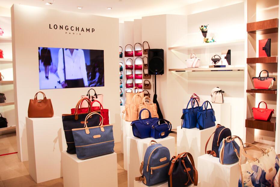 Longchamp Store Opening @ Gardens-1