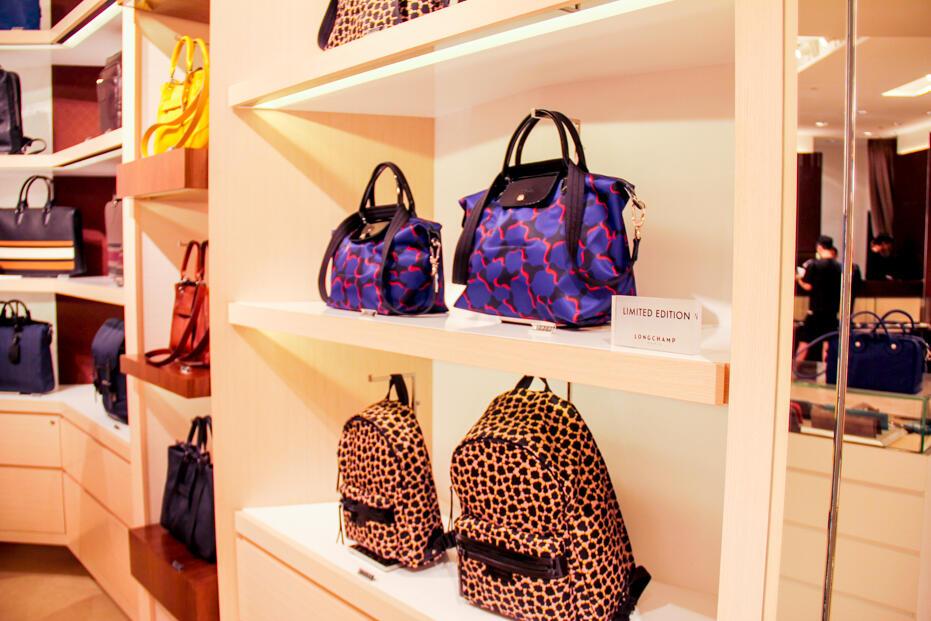 Longchamp Store Opening @ Gardens-10