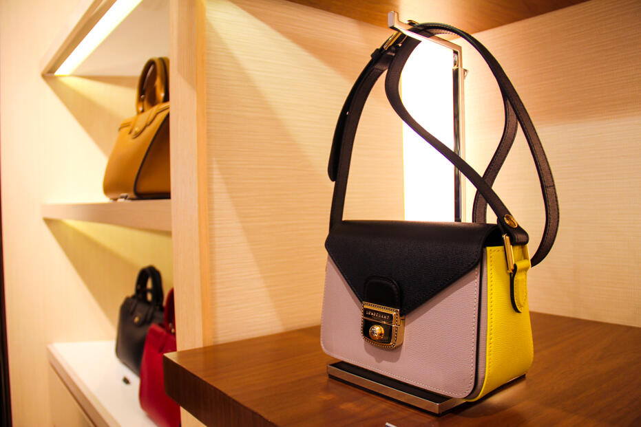 Longchamp Store Opening @ Gardens-13