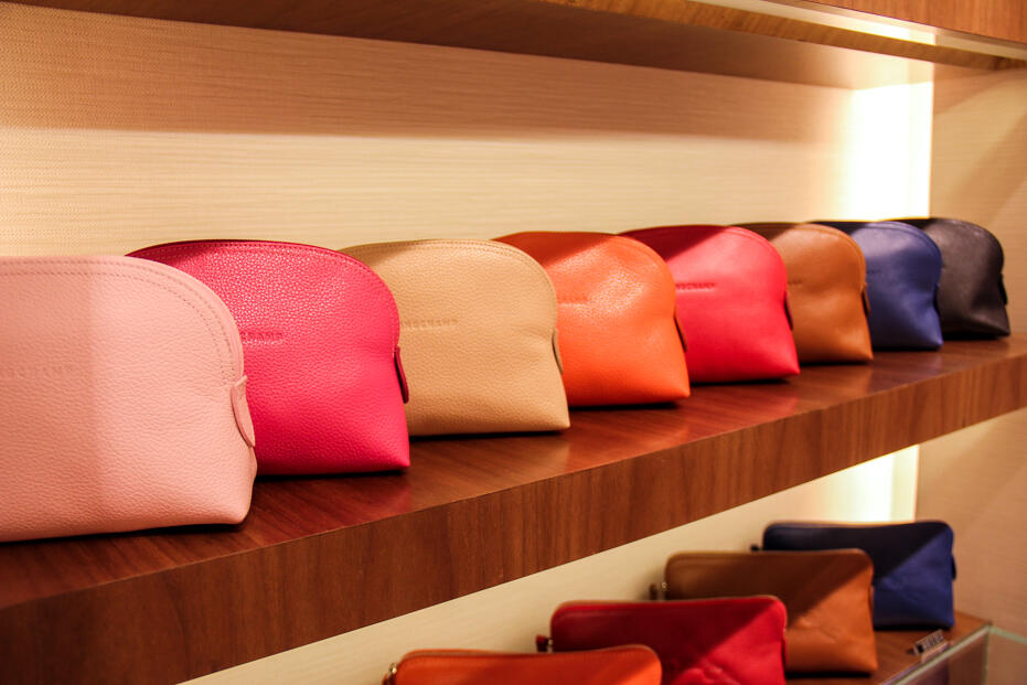 Longchamp Store Opening @ Gardens-15