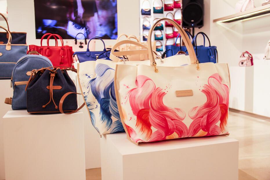 Longchamp Store Opening @ Gardens-2