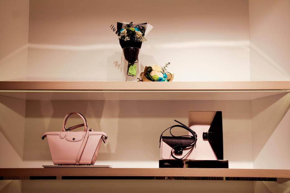 Longchamp Store Opening @ Gardens-24