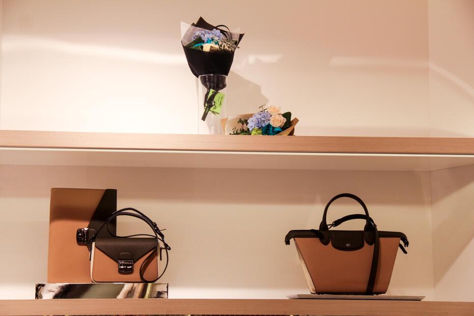 Longchamp Store Opening @ Gardens-25