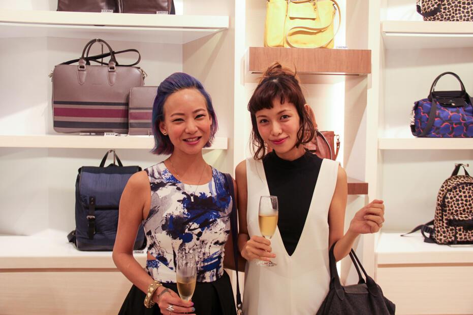 Longchamp Store Opening @ Gardens-28