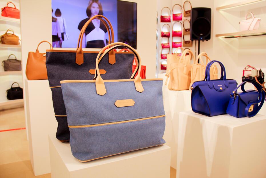 Longchamp Store Opening @ Gardens-3