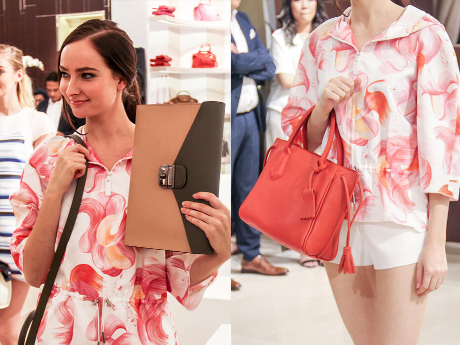 Longchamp Store Opening @ Gardens-49a