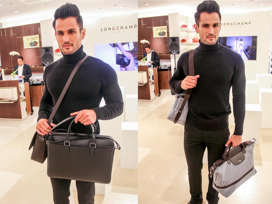 Longchamp Store Opening @ Gardens-63a