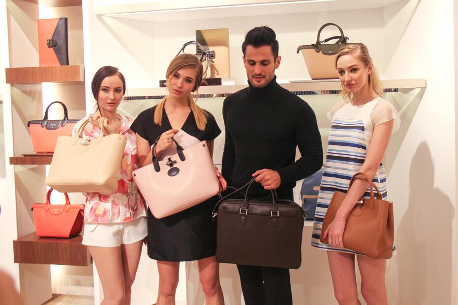 Longchamp Store Opening @ Gardens-67