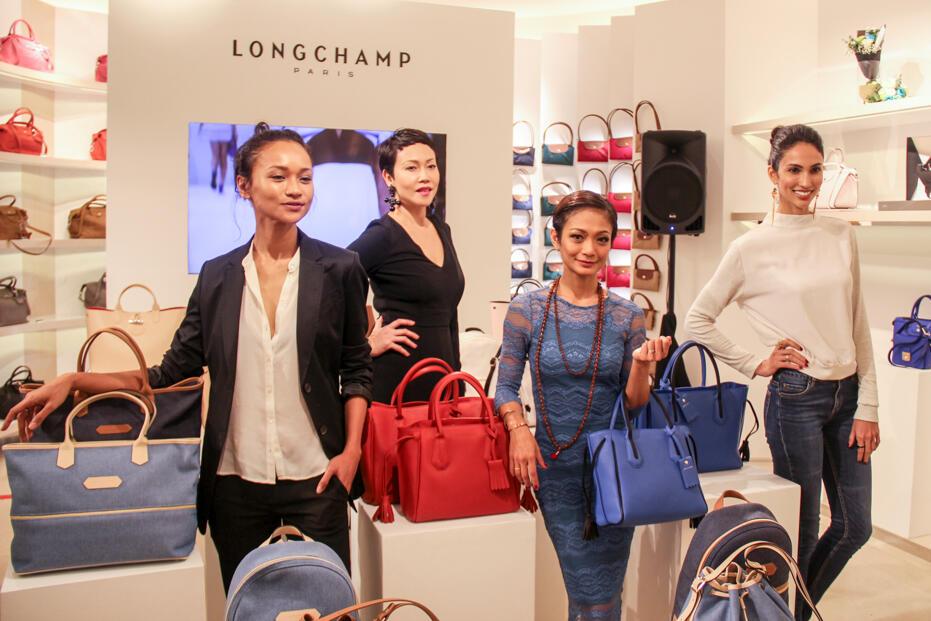 Longchamp Store Opening @ Gardens-73