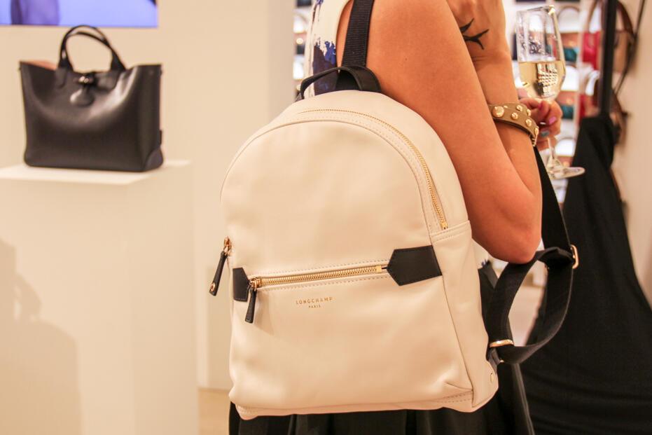 Longchamp Store Opening @ Gardens-85