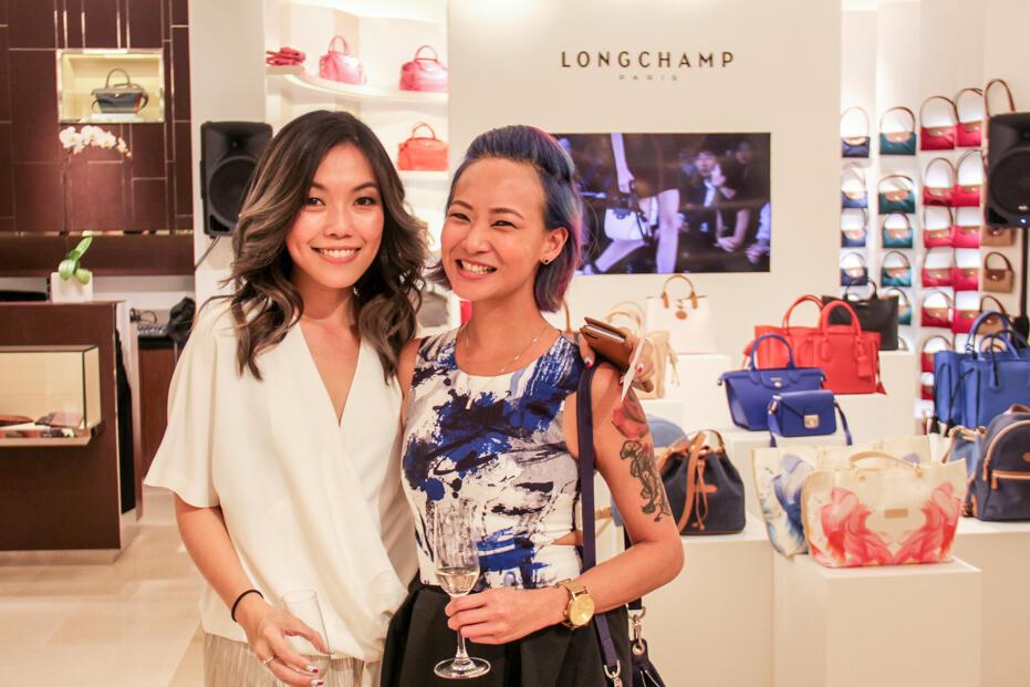 Longchamp Store Opening @ Gardens-89