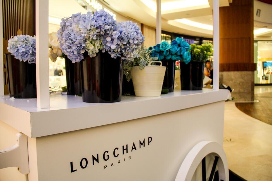 Longchamp Store Opening @ Gardens-9