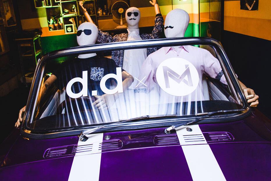 DD x NM collaboration