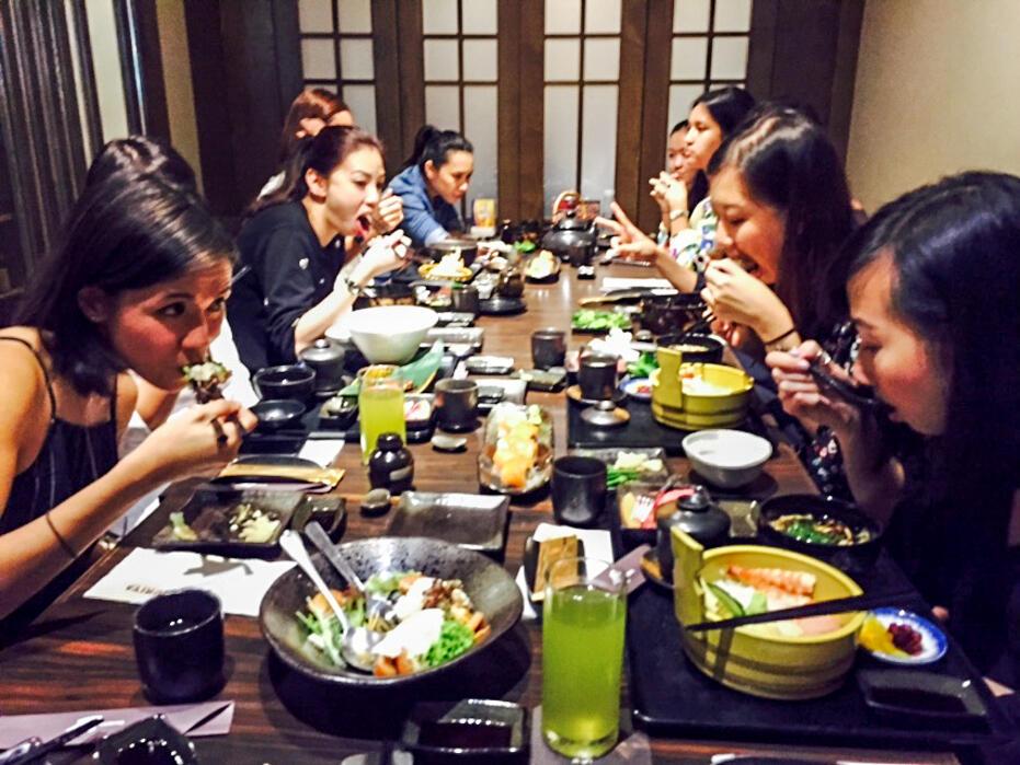 Love Bonito Appreciation Lunch- Dinner-117