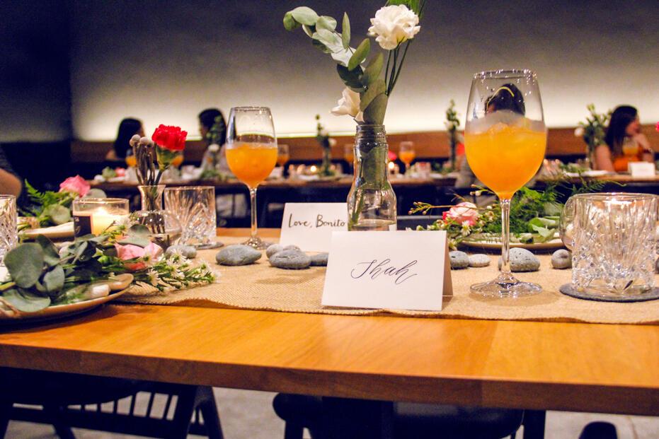 Love Bonito Appreciation Lunch- Dinner-8