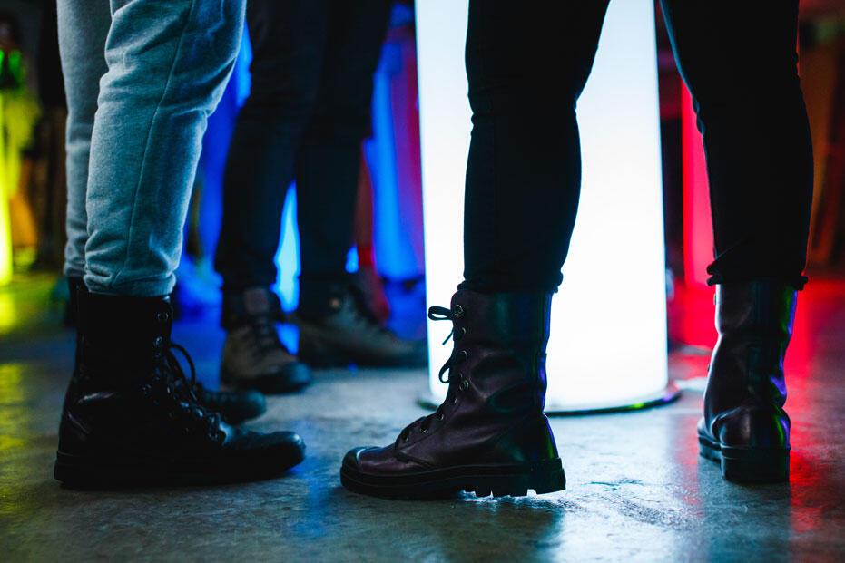 Palladium Boots @ Under9 KL
