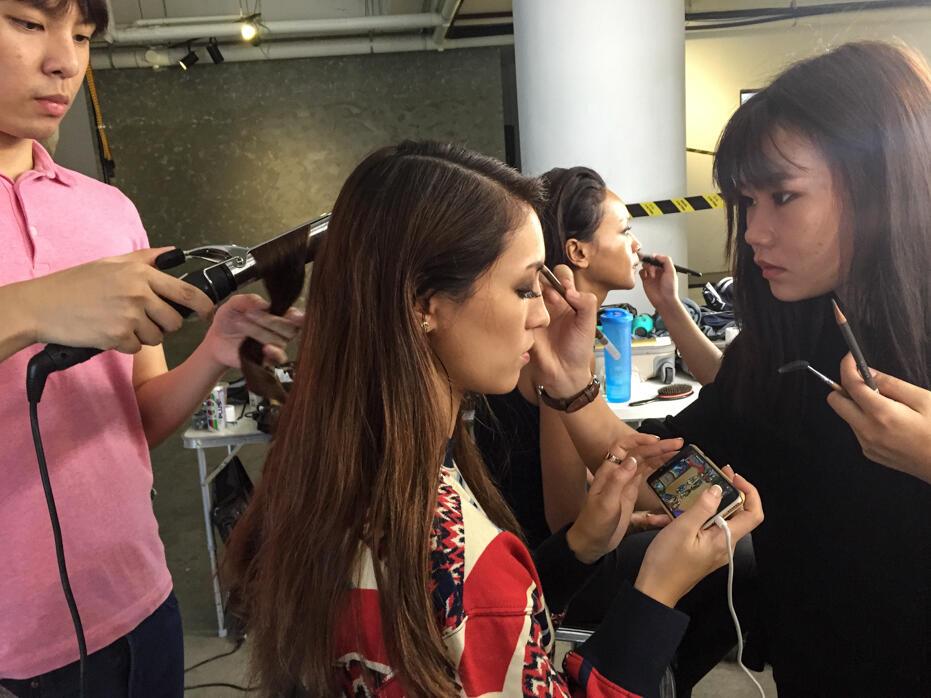 Centro Hair Salon Shoot March 2016-1