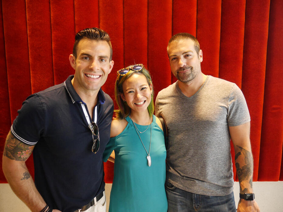 HGTV Asia The Cousins in Malaysia John Colaneri Anthony Carrino-21