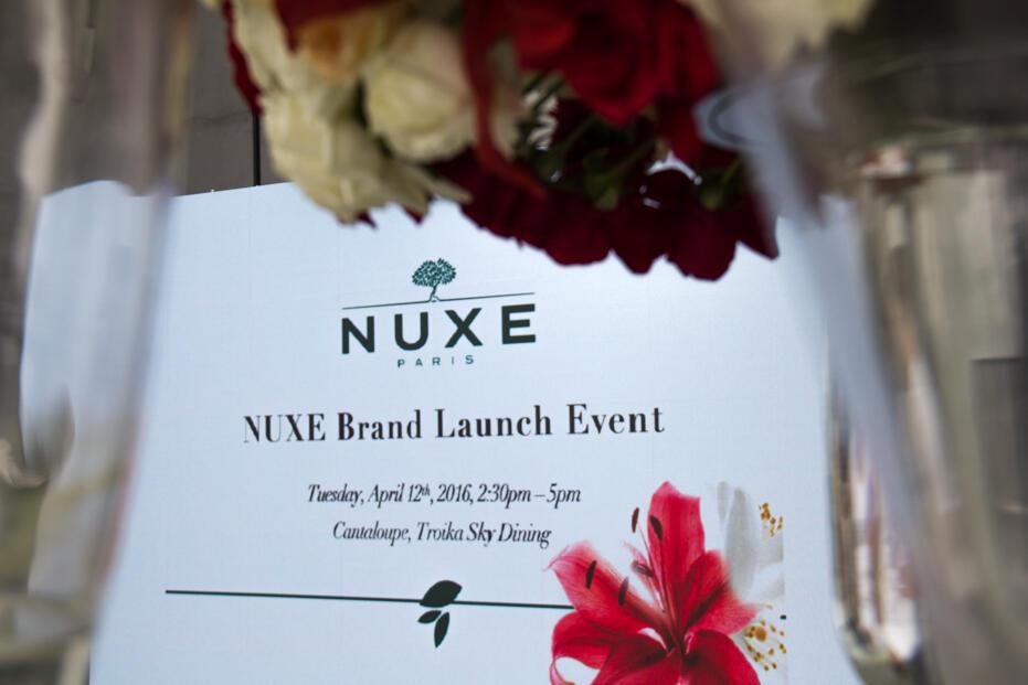 NUXE Paris Launch @ Cantaloupe-4