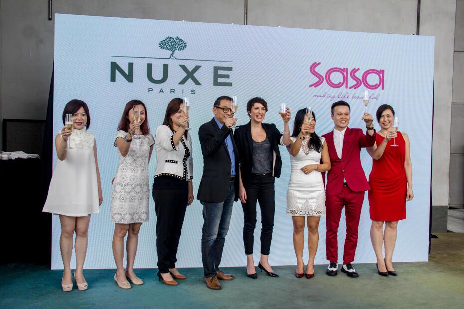 NUXE Paris Launch @ Cantaloupe-48
