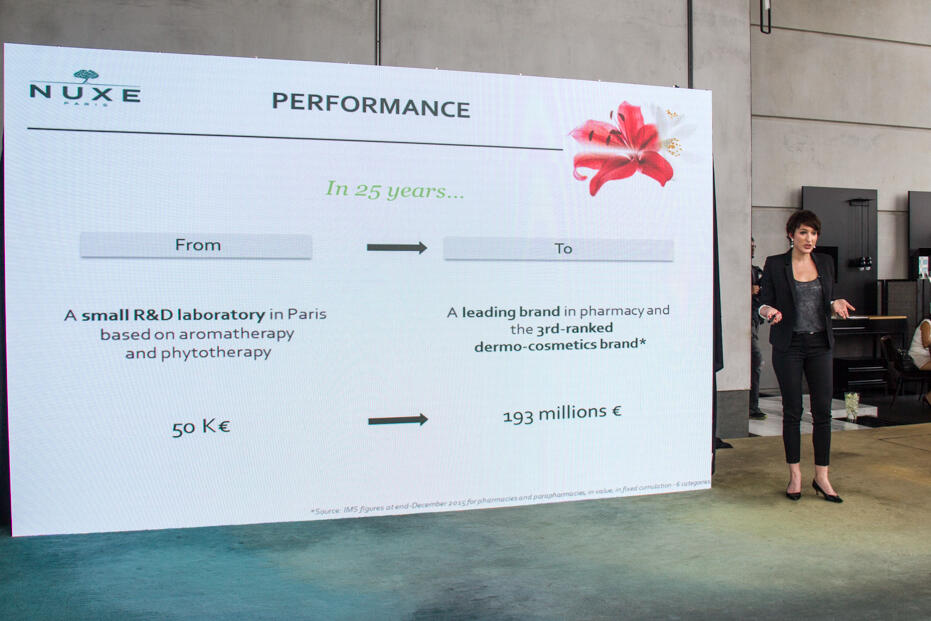 NUXE Paris Launch @ Cantaloupe-55