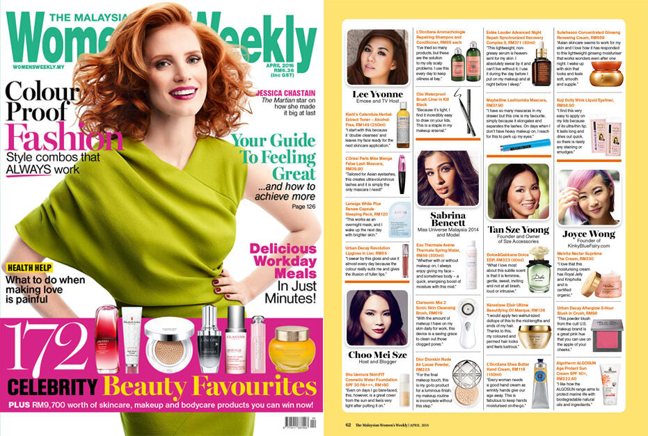 The Malaysian Women's Weekly - Beauty by the Stars 2016