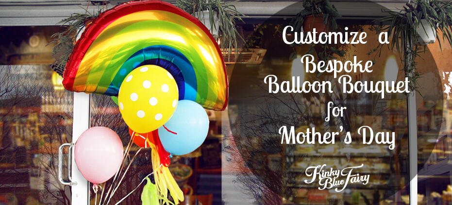 customize balloon banner-mothers day-exactsize