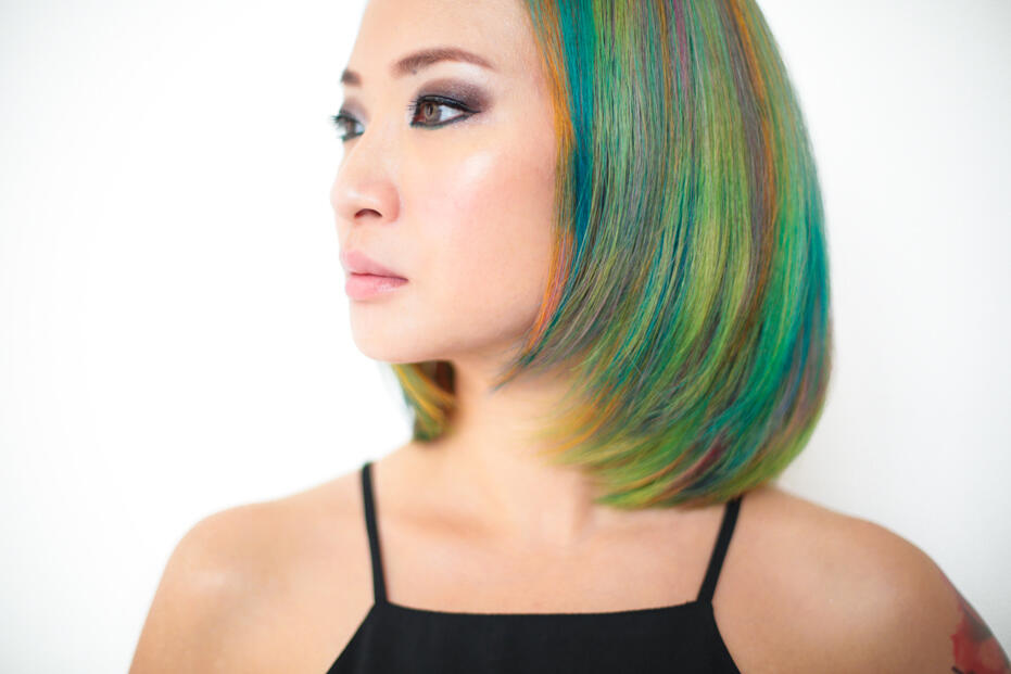 joyce-wong-green-hair-centro-hair-salon-ikwan-hamid-5