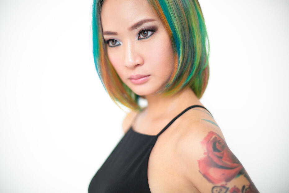 joyce-wong-green-hair-centro-hair-salon-ikwan-hamid-7
