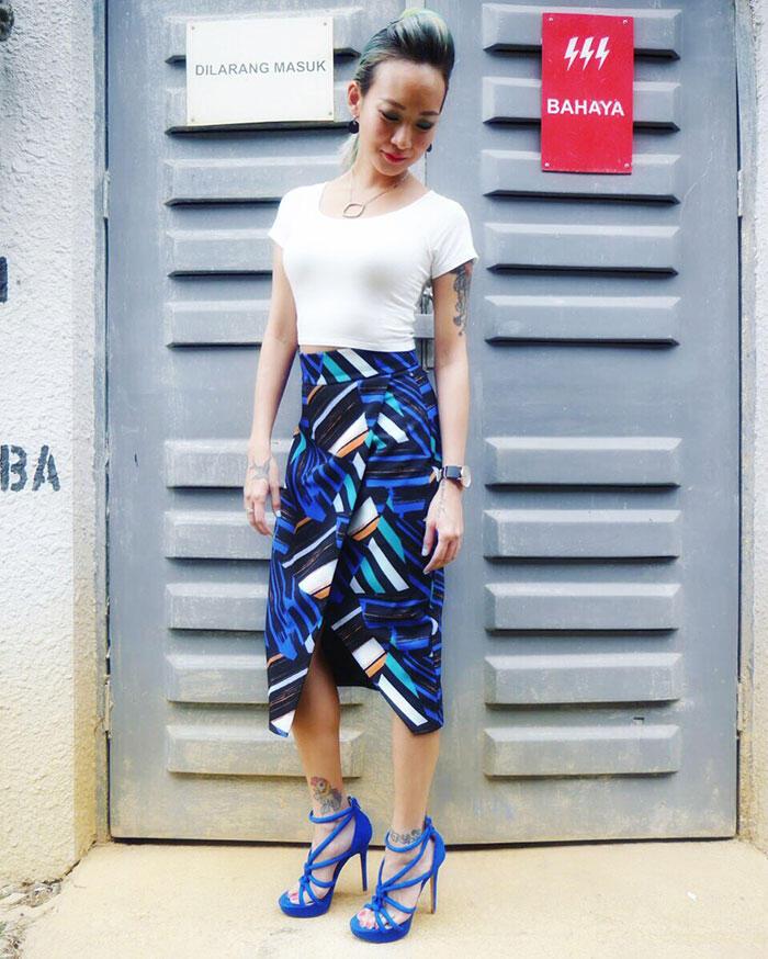 Joyce-OOTD-love-bonito-skirt