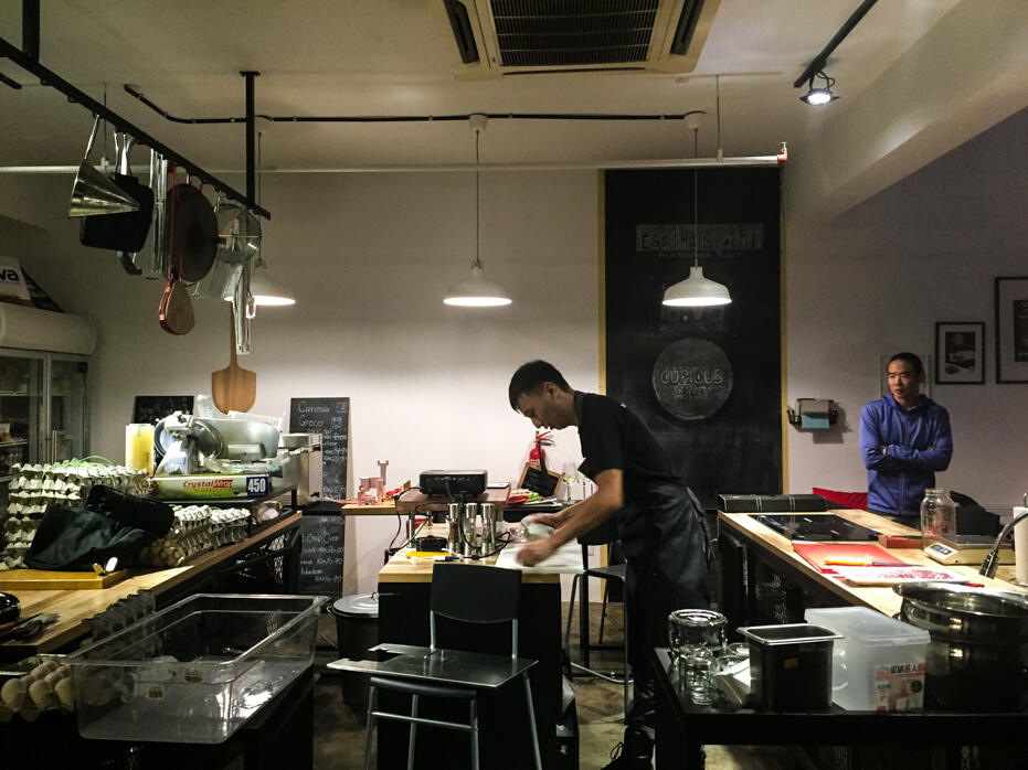 Ken's Curious Grocer Test Kitchen-3