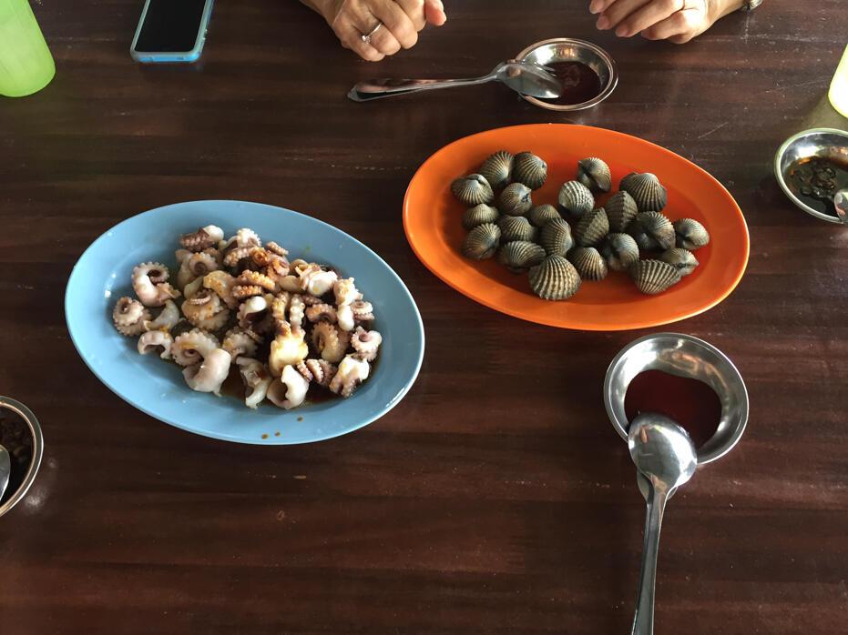 Penang June 2016- food and wedding-6 seafood